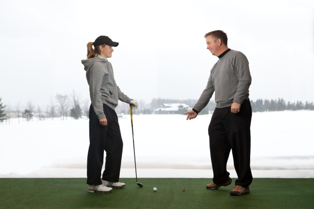 Winter Golf School
